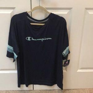Champions athletic wear shirt oversized. X-L